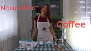 Italian lessons video: The real neapolitan coffee