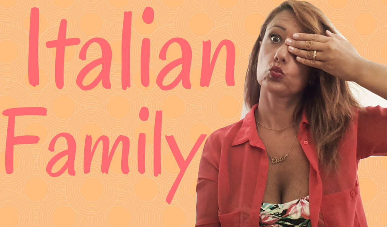 italian family culture essay I have no doubt about that the most common stereotypes about italians are : spaghetti, mafia, musical accent, gestures history and italian culture.